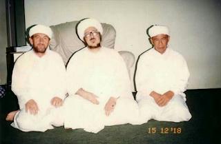 Habib Hasan Bersama Sayyid Muhammad al-Maliki
