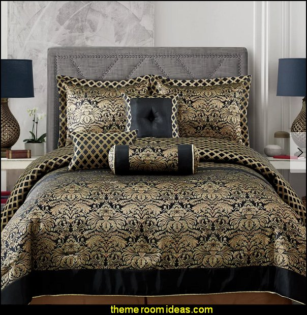 Ruark Luxury Comforter Set  Luxury Bedding - decorating with luxury bedding -  boudoir bedrooms - Discount Luxury Bedding - Adult bedding - Luxury Duvet Covers - Luxury Comforter sets - bed canopy - crown canopy - bed curtains