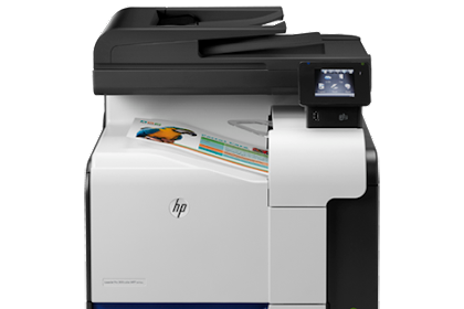 Download HP LaserJet Pro 500 MFP M570 series Drivers