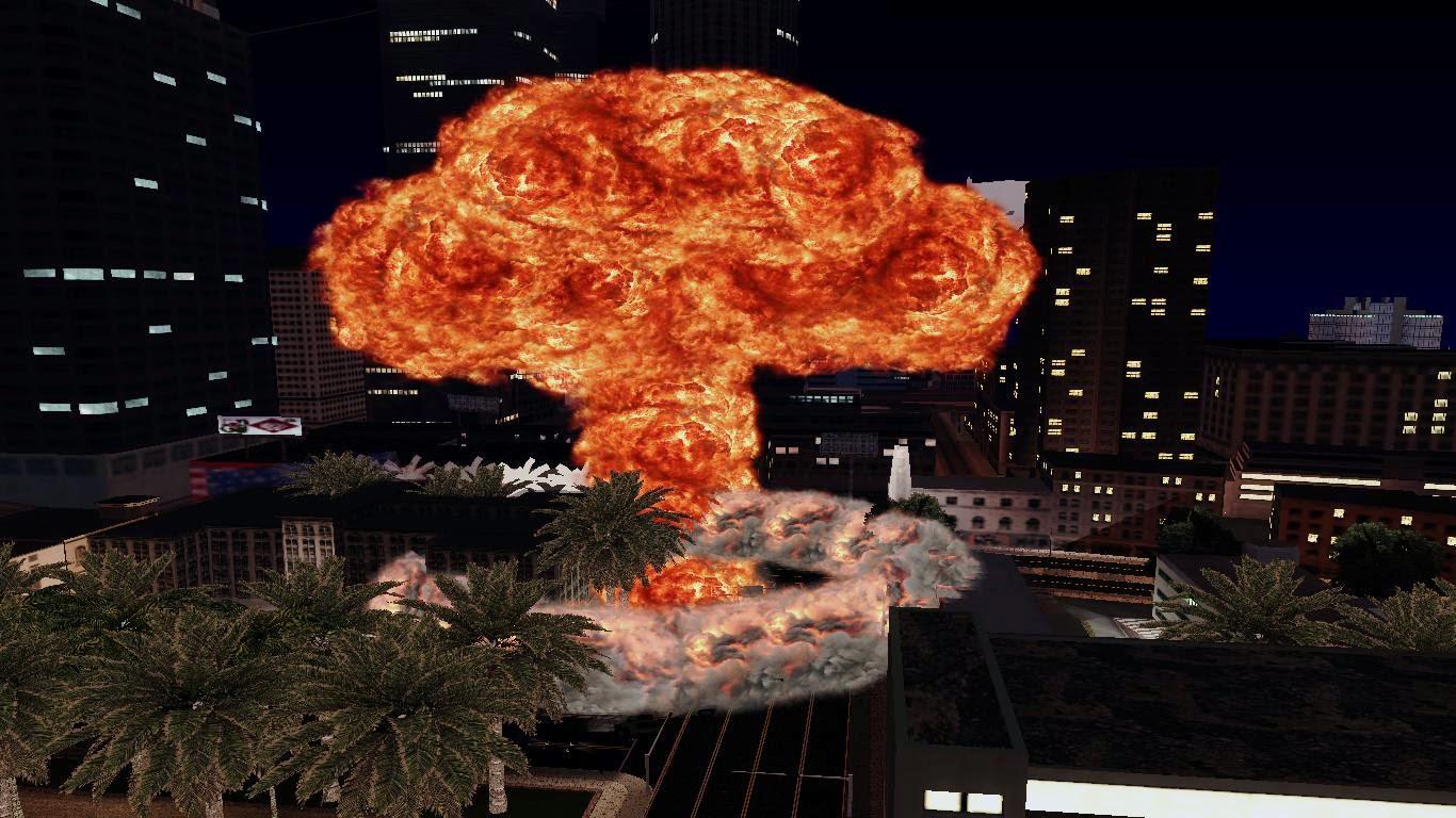 Bom Nuklir Gta San Andreas 2