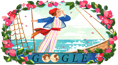 Do you know who Jeanne Baret was? Google responds!