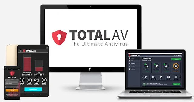 4. TotalAV - Fast and easy-to-use anti-malware scanner