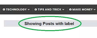Showing posts label in blogger