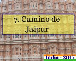 Viaje al norte de India - Jaipur