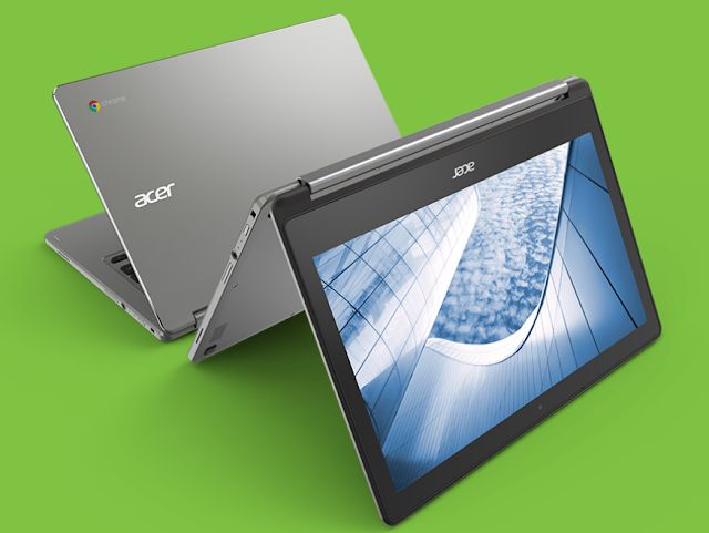 The Acer Chromebook R13 a good reminder of Google Chromebook Pixel