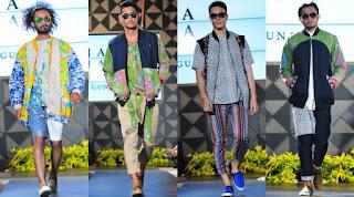 Model Batik Pria Ivan Gunawan Jajaka Funky Trend Terbaru