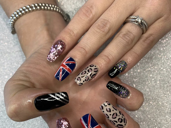 NOTD | Spice Girls Ready