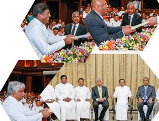 New Ministers for 9 Cabinet and state Ministries