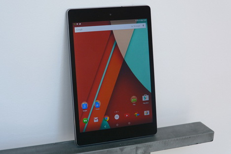Tablet Android HTC Nexus 9