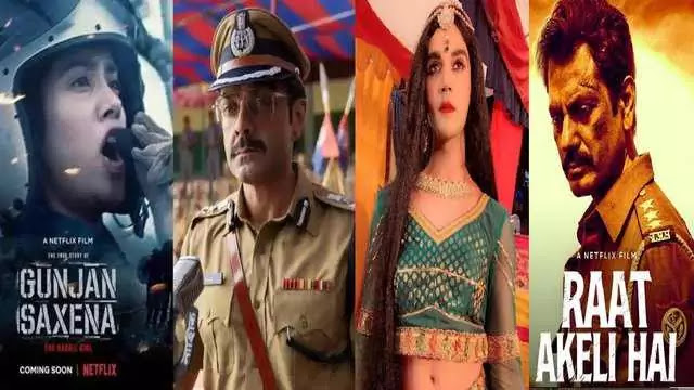 New Best Upcoming latest Bollywood movies on Netflix release dates Cast