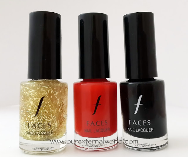 FACES Love Struck and Cocktail Collection Review & Swatches