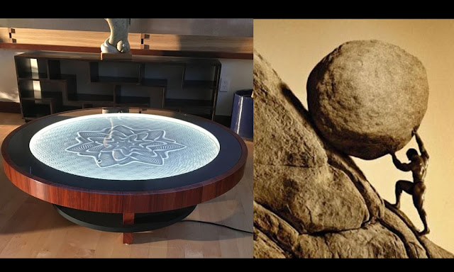 The sisyphus tech table