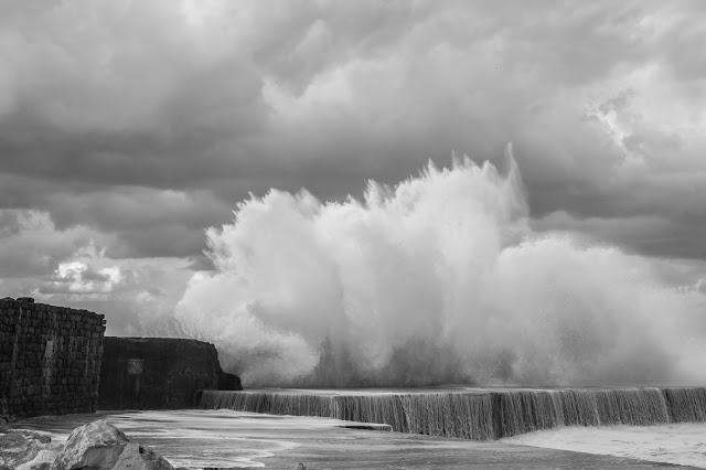 Storm Tossed Sea - Photo by Val Toch on Unsplash