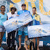 Chelsea Tuach y Leo Fioravanti ganan Martinique Surf Pro