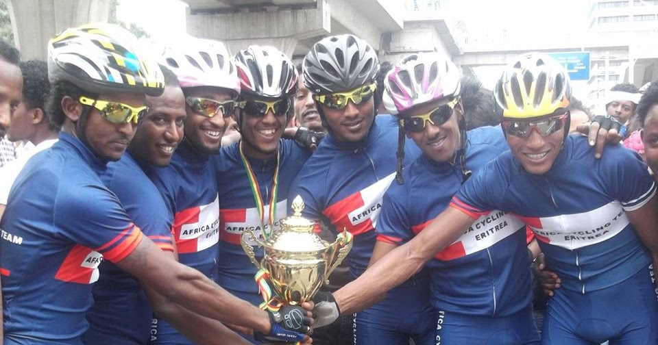 Eritrean Refugees CYCLING TEAM fundraising project