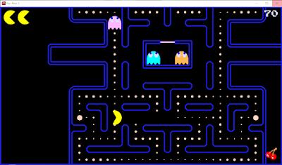 Jugar al Pacman desde Windows sin necesidad de instalar programas