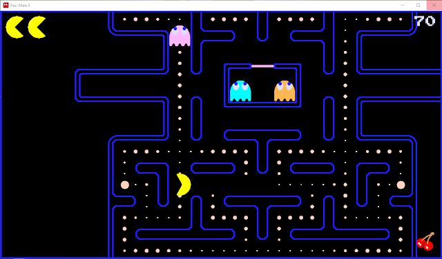 PacMan5 Beta | Jugar al Pacman desde Windows sin necesidad de instalar programas | Portable