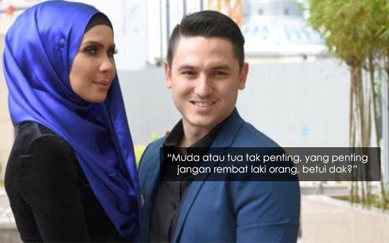 'Sindiran' Rozita Che Wan Buat Perampas Suami Orang, Afifah Nasir Terpaku