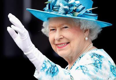 Chân dung Nữ hoàng Elizabeth-2