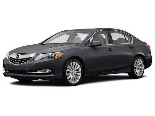 2015 Acura RLX Prices, Reviews and Pictures