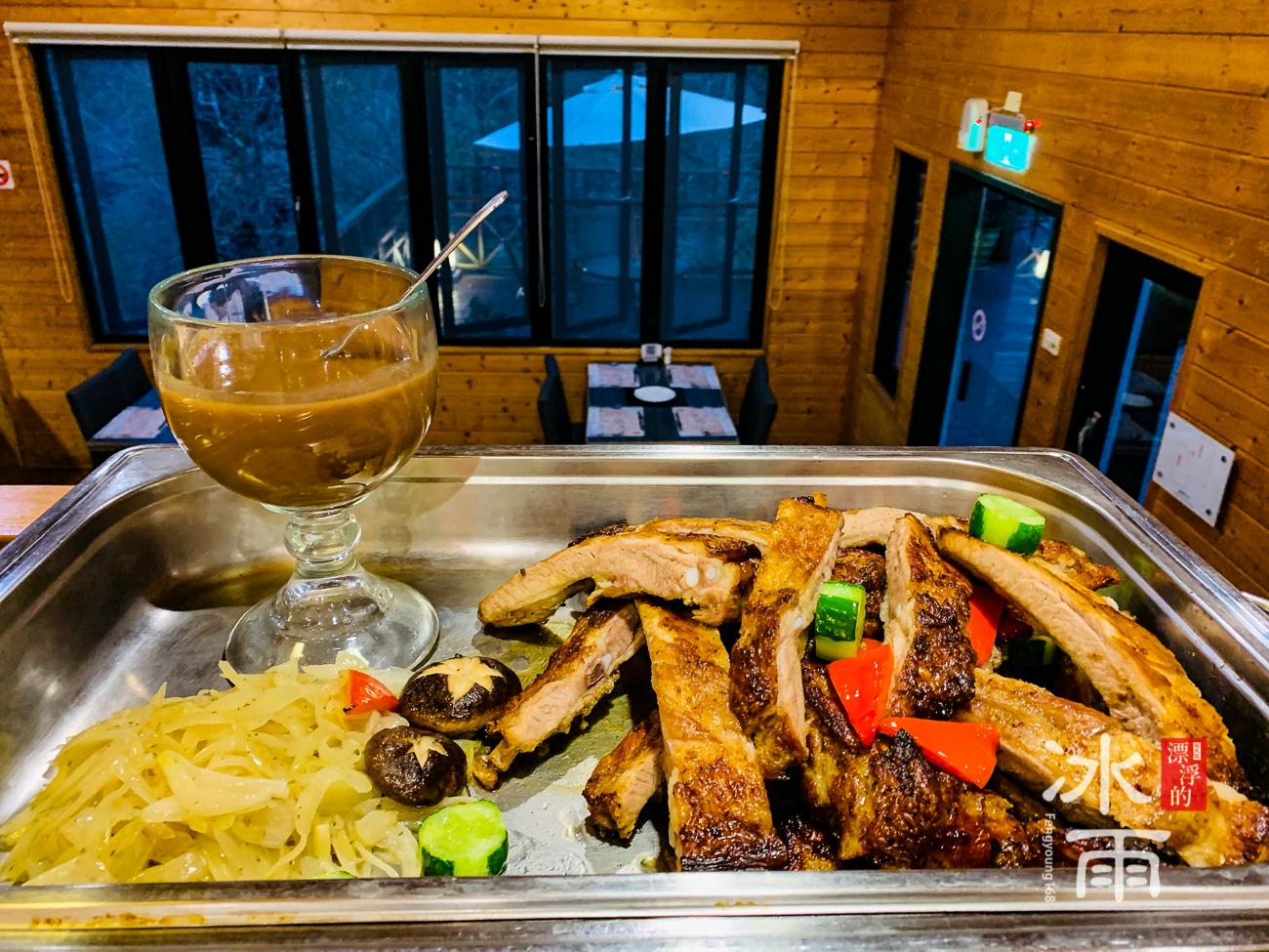 泰安湯悅溫泉會館|餐廳晚餐熟食