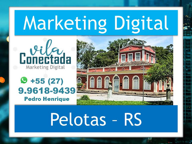 Marketing Digital Profissional Criação Site Loja Virtual Pelotas Rio Grande do Sul RS