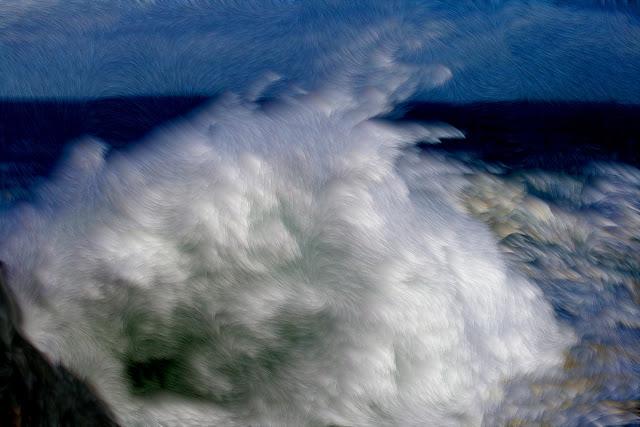 fotografía, imágenes, arte digital, de olas y temporales, abstracto, abstracta,
