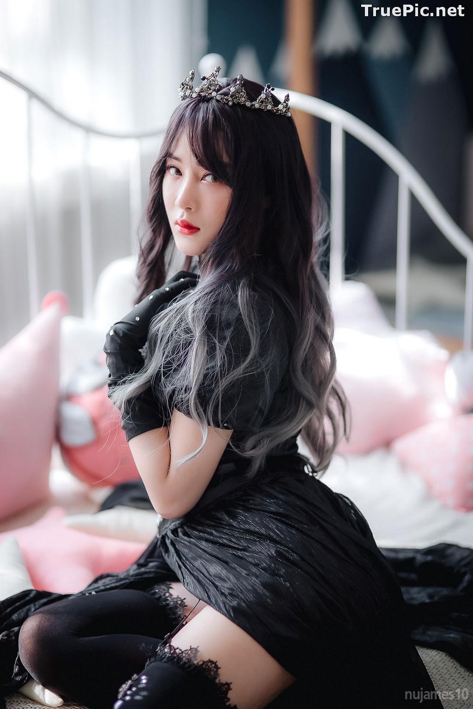 Image Thailand Model - Anchalee Wangwan - Black Princess - TruePic.net - Picture-2