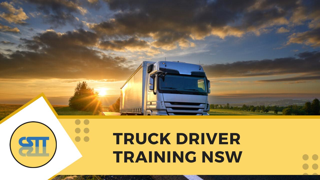 truck driving training