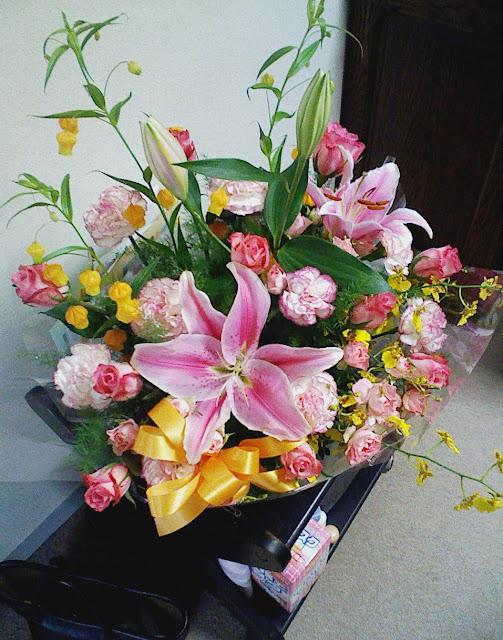 色々な生け花
