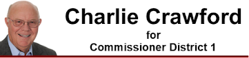 Charlie Crawford for Commissioner District 1