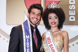 Miss e Mister Bahia 2017 são eleitos em Salvador