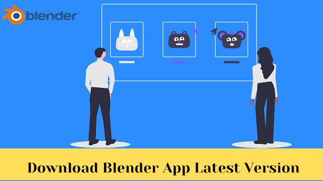Download Blender App Latest Version