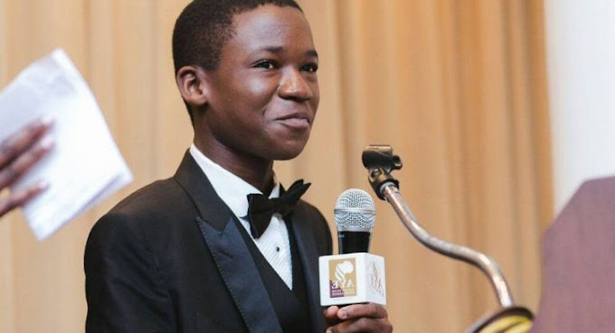 Abraham Attah Unveiled As Free SHS Ambassador