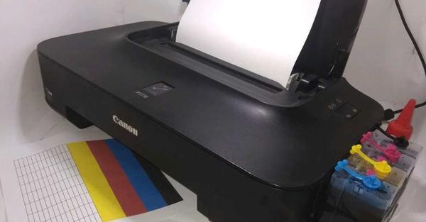 cara mengatasi printer macet canon ip2770