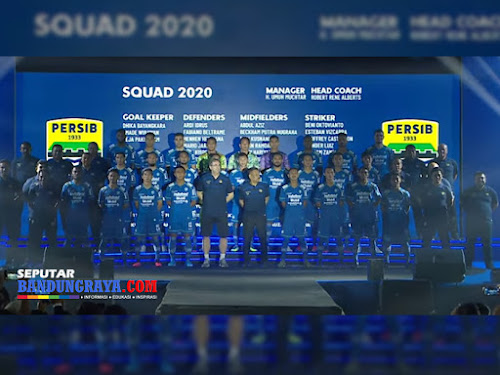 nomor punggung pemain persib 2020
