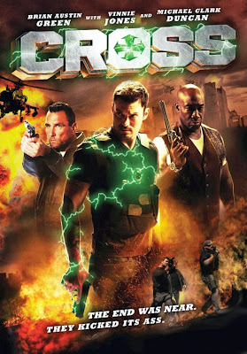 Poster Of Cross (2011) Full Movie Hindi Dubbed Free Download Watch Online At worldfree4u.com