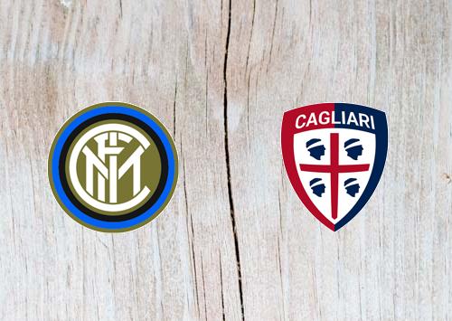 Inter Milan vs Cagliari Full Match & Highlights 29 September 2018