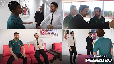 PES 2020 AFC Ajax Master League Mod by Eddduuuhhh