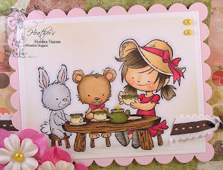 Tea Party Card Kit