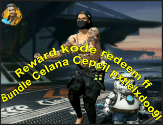 Kode Redeem Celana Cepcil