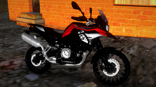 BMW F850 GS PARA PC FRACO & ANDROID