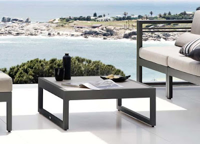 Outdoor Coffee Tables for Urban Life