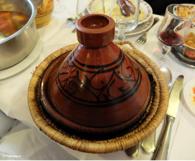 restaurant couscous tajine marocain aux trois 3 marches paris 17
