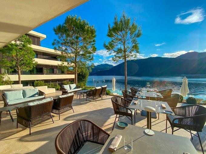 """Turismo: aprono oggi """"Laqua by the Lake"""" e il suo nuovo ristorante """"Cannavacciuolo by the Lake"""""""