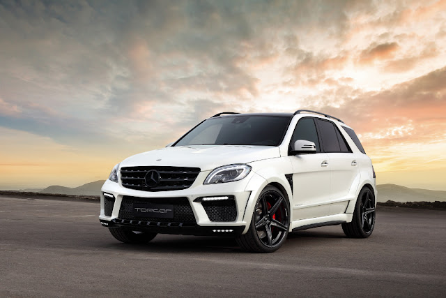 SUV Mercedes ML 63 AMG
