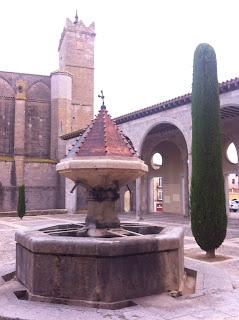 Castello d'Empuries, Espanja, ratsastusmatka