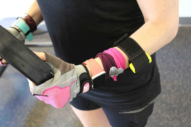 Beast Sensor Wearables Tech Lifting Weights Strength