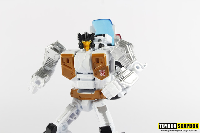 unite warriors groove head