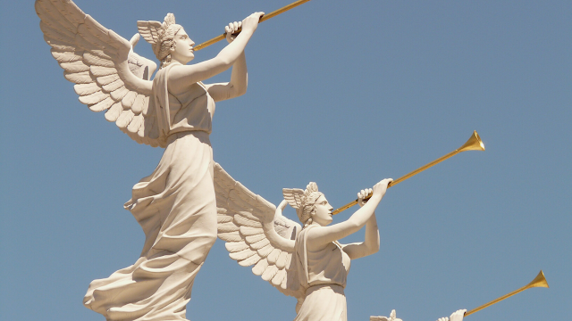 Devocional 18 Ação dos Anjos no Governo do Mundo Ordens Hierárquicas Angélicas